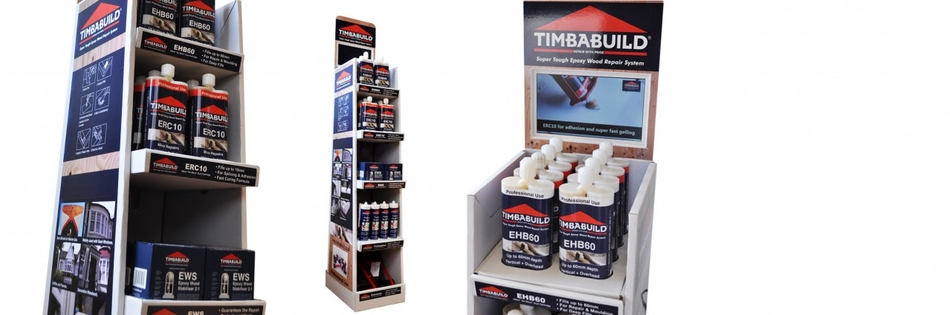 Timbabuild Point of Sale Video Display