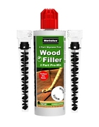 2 PART PRE-MIX STYRENE FREE WOOD FILLER