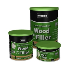 2 PART STYRENE FREE WOOD FILLER