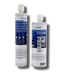 Chemical anchor products for construction - CHEMFIX Chemical